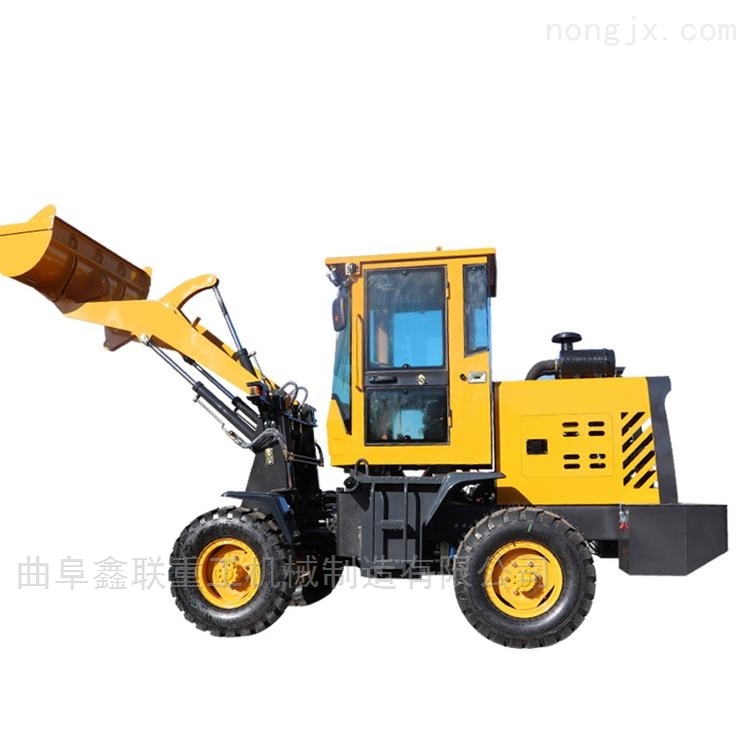 畜牧机械配套用小型装载机运输机