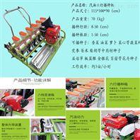 大棚蔬菜播种机 手推式香菜油菜精播机