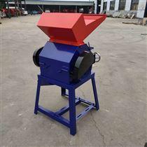 FQ YB-20电动小型挤扁机黄豆压扁破碎机