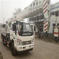 新款凯马8吨吊车 凯马汽车吊8吨报价