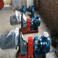 华潮NYP160内转子齿轮泵 高粘度流体输送泵