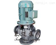衬氟立式管道泵