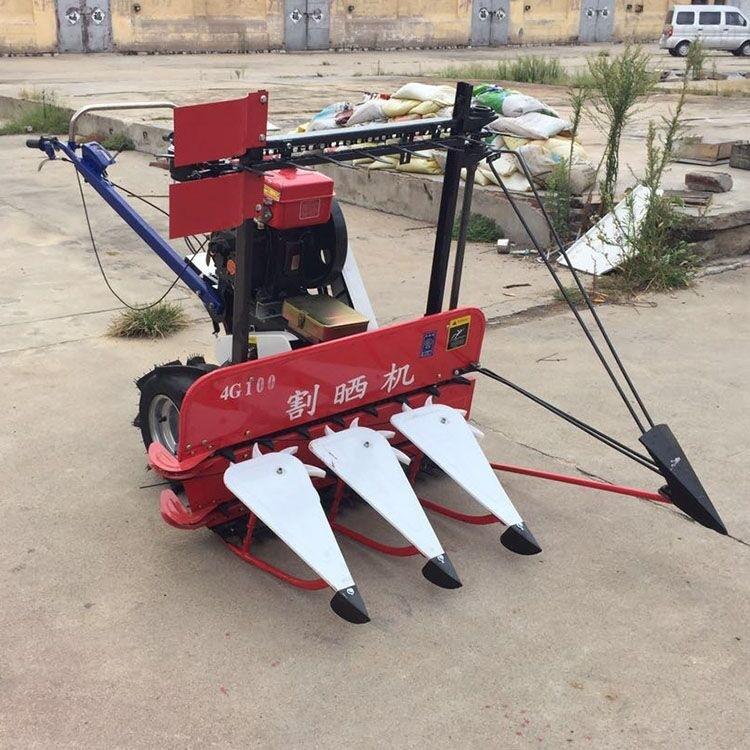 邢台市手推式柳条芦苇收割机厂家