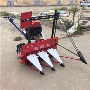 xnjx-100小型谷子辣椒收割机厂家