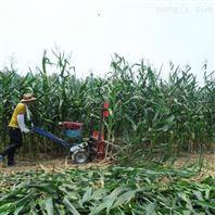 南京手扶式水稻谷子割倒机