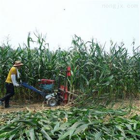 xnjx-100玉米秸秆甜叶菊割倒机厂家