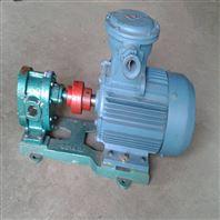 华潮2CY高温齿轮油泵 地面油罐车装卸泵