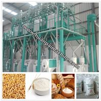 小麦面粉机全自动气压磨粉机