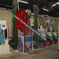 小型面粉机日处理30吨面粉厂设备