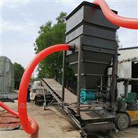柴油机驱动气力吸灰机 负压输灰机厂家ljy7