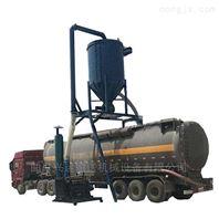 大马力气力吸灰机 粉料装罐负压输送机ljy7