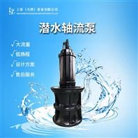 球墨铸铁QZB潜水轴流泵品牌直销