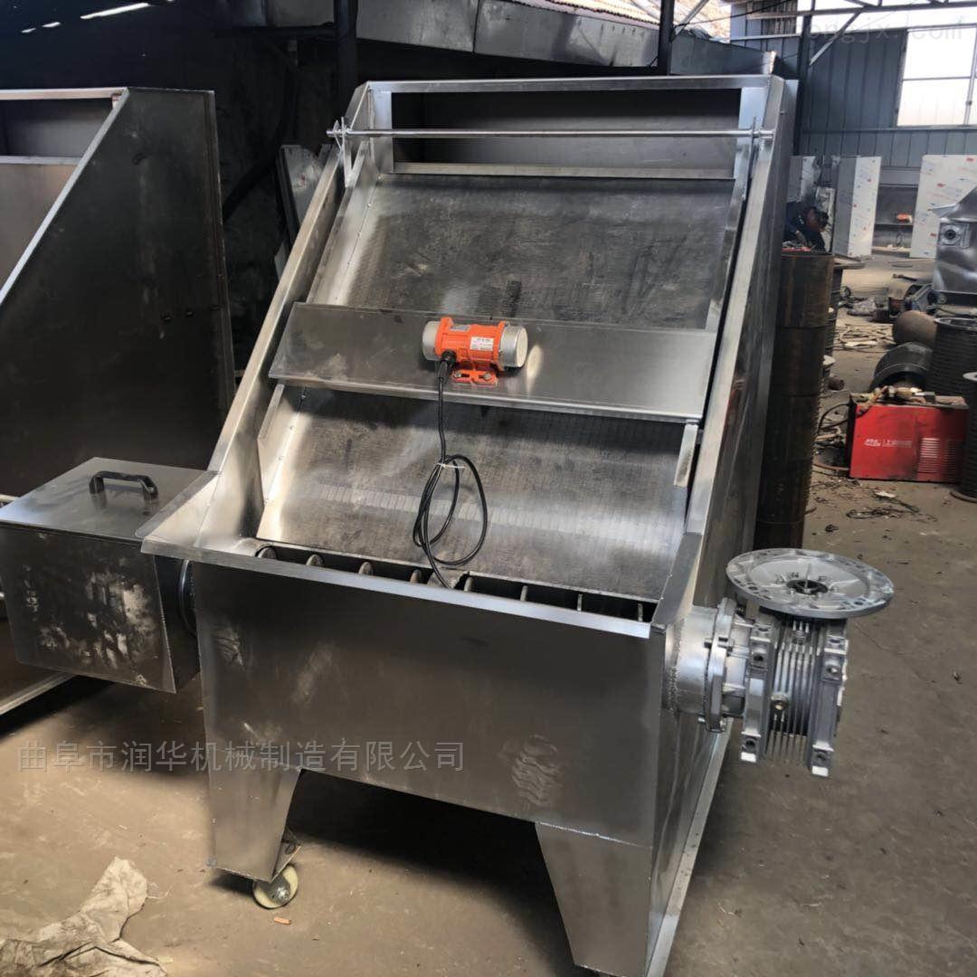 节能环保型猪粪分离机 辽宁纸浆脱水机