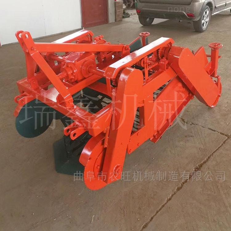 红薯地瓜收获机 新型挖地瓜的机器厂家