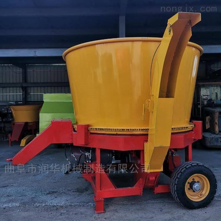 稻草秸秆青储粉碎机 养牛牧草饲料粉草机