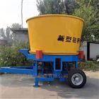 牛场玉米秸秆粉碎机 旋转式稻草捆粉草机