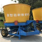 赤峰稻草秸秆草粉机 畜牧饲养圆盘式粉碎机