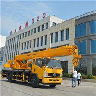 福田10吨吊车价格 10吨汽车吊 做工精细