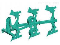 NX10E/Z4T-EL5悬挂式4铧犁