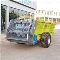 湿粪扬粪机 多功能撒粪车 施肥器