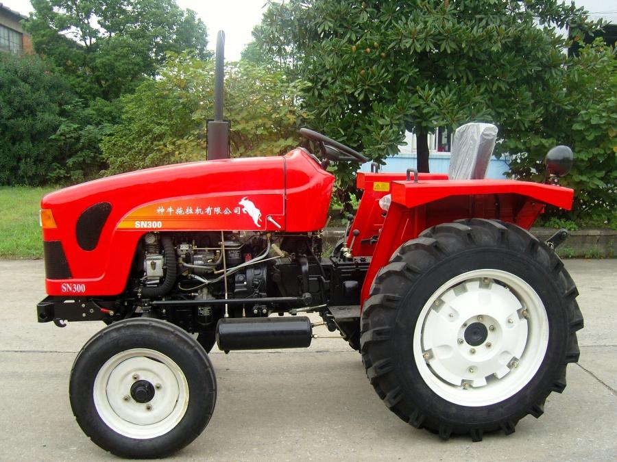 SN284轮式拖拉机