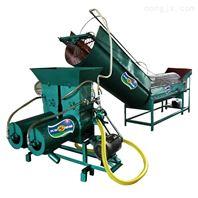 一体式转笼洗薯淀粉机