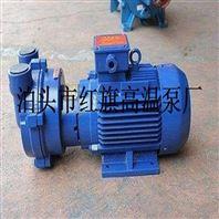 华潮牌2BV-2061水环式真空泵不锈钢叶轮