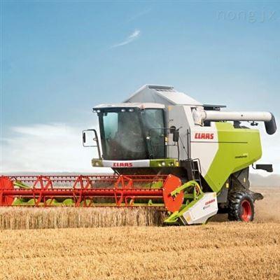 370收割机克拉斯玉米收割机