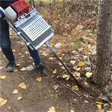 锯齿式移栽苗木挖树机 便携式断根起树机
