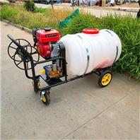 推车式高压喷雾器价格 远程高喷喷雾机