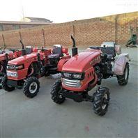四轮拖拉机培土机