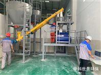 污泥处理设备河道淤泥净化中科世景稳定性强