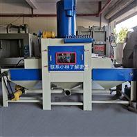开泰厂家直销金属板材除锈自动喷砂机