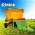 牛场使用青贮铡草机 冬季储存草料揉丝机
