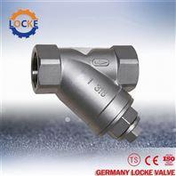 进口不锈钢丝口过滤器知名品牌-德国洛克