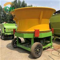 自动化牧草秸秆粉碎机