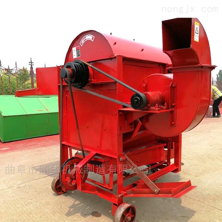 农用风机式稻谷脱粒机 陕西高粱打粒机