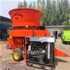 稻草秸秆旋切粉碎机 90型转筒式粉草机