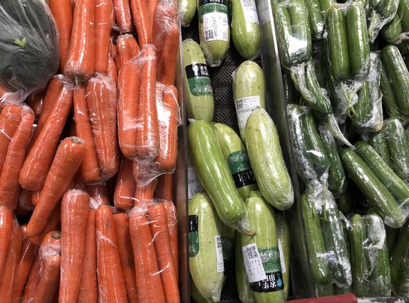 未来,你吃的蔬菜水果可能全都来自智能化控制的现代温室