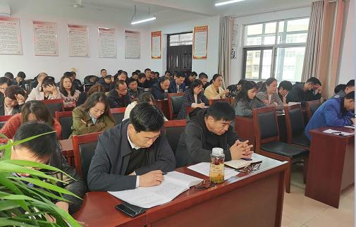 河南夏邑:迅速掀起学习宣传贯彻党的 十九届五中全会热潮