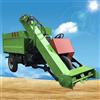 RH-QFC-2柴油三轮式刮板清粪车 四驱自走式铲粪车