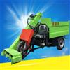RH-QFC-2小型柴油2立方清粪机 液压自卸式清粪车