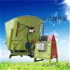 RH-TMR-12青贮稻草饲料搅拌机 养殖场饲草料拌料机
