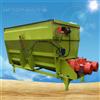 RH-TMR-12稻草捆粉碎搅拌一体机 养殖草料拌料机TMR