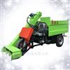 RH-QFC-2四驱大功率牛场清粪车 自装自卸式铲粪车